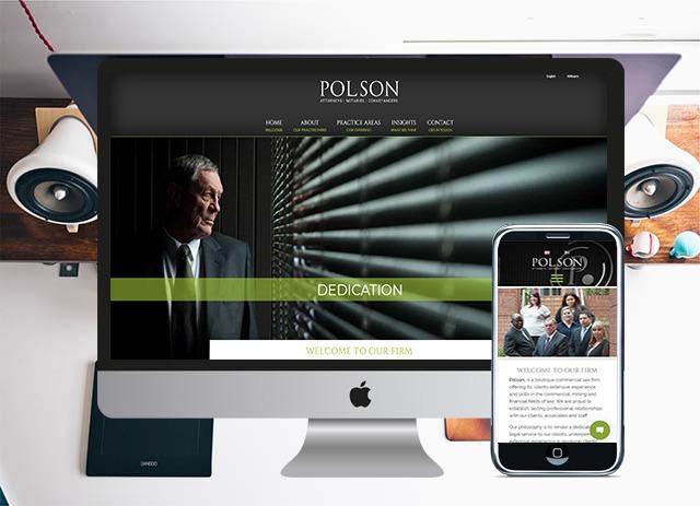 polso website
